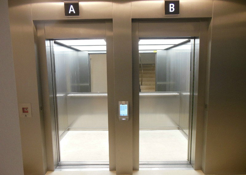 Instalación de ascensores 20H